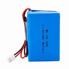 Rechargeable battery 12v 10AH lithium battery for led street light