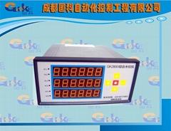 上/下游综合水位差测控仪