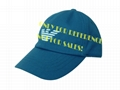 100%COTTON TWILL BASEBALL CAP