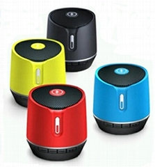 New Design  Hands Free Phone Calls Output 3W Mini Bluetooth Speaker with TF Card