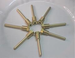 Temperature sensor copper probe housing for BBQ