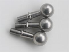 Stainless steel ball head screw