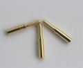 electronic components M12 connector pins 3