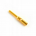 electronic components connector gold