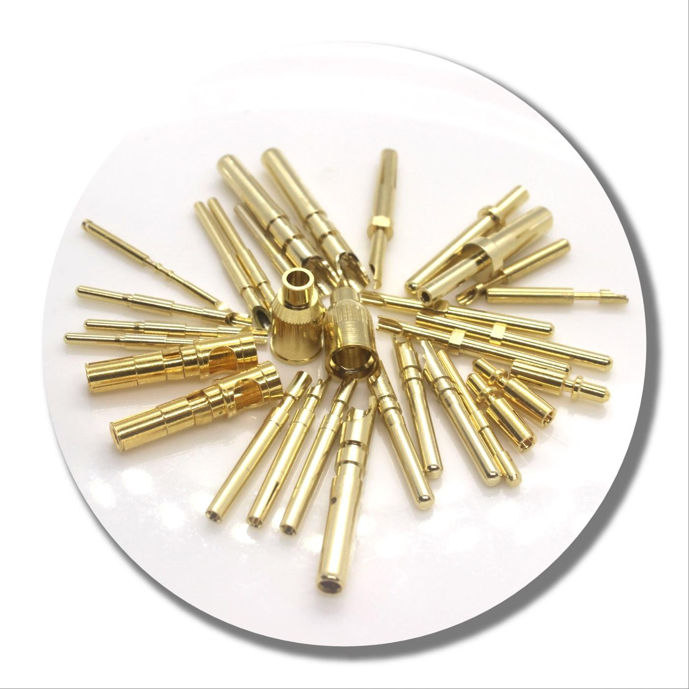 electronic components M12 connector pins 1
