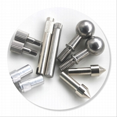 Mechanical stainless steel components and parts