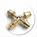 M3 M8 M12 metal brass knurling screw