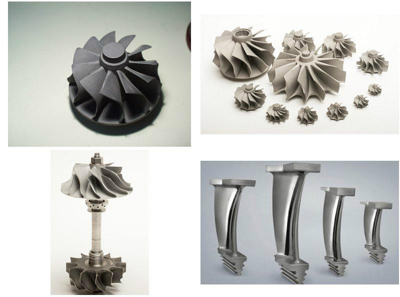 turbocharger parts 1