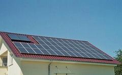 家用太阳能发电系统5KW