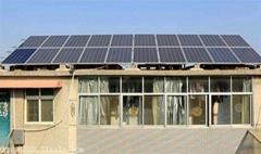 家用太阳能发电系统3KW