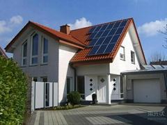 别墅屋顶太阳能发电系统