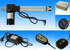 24V马达电机沙发足浴床电动推杆
