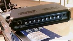 BASS GUITAR AMP: ACOUSTIC MODEL B200H