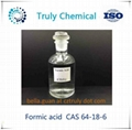 Formic acid CAS 64-18-6 Assay 99% Min  1