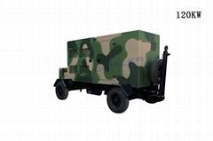 400kw拖车柴油发电机组厂家直销