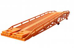 CQH移动式液压登车桥