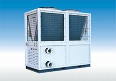 Air-cooled Screw Water Chiller