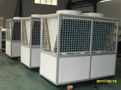 CE Certificated 340kw Industrial Water Cooled Screw Water Chiller