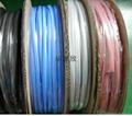 silicone heat shrinkable tube