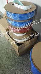内径1.0mm-155mm现货硅胶热缩管HYX-RS-SRT
