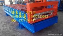 860全自動壓瓦機彩鋼瓦設備