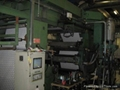 Stack type 6 color flexo printing machine 2