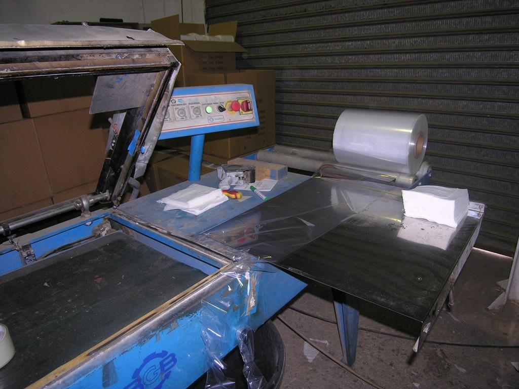 Napkin Folding Machines 1