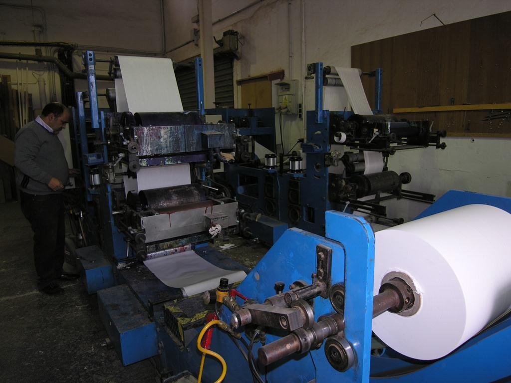 Napkin Folding Machines 3