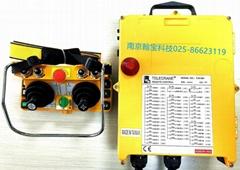 F24-60+摇杆式工业遥控器