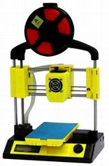 學生創造自組裝3D打印機