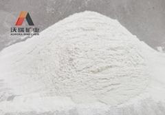 低铁萤石粉用作玻纤生产 不含金属铁、铜等