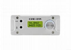传洲电子 CZE-01A 调频发射机