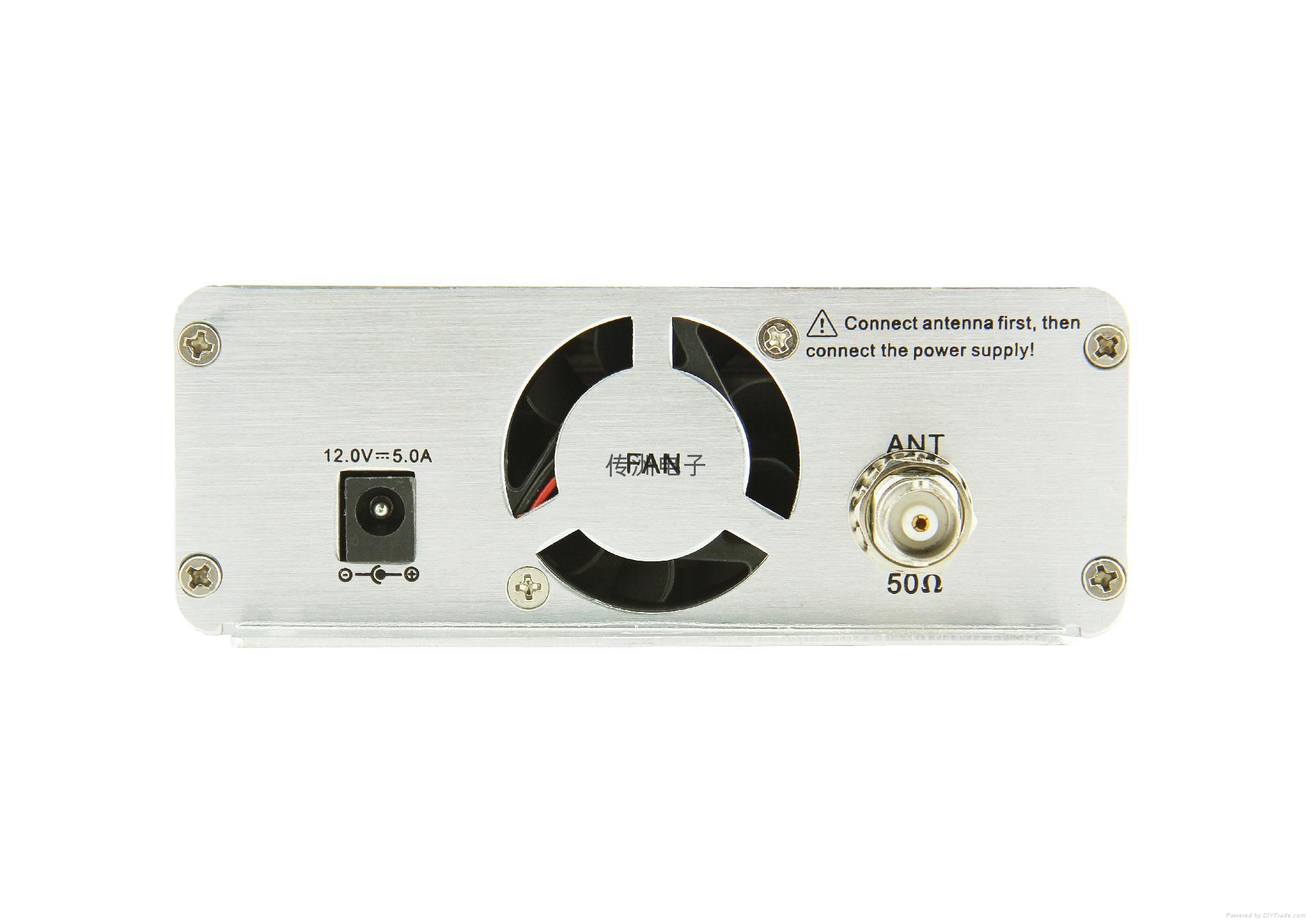 CZE-15A 15W Diy Power Amplifier Kit FM Transmitter 4