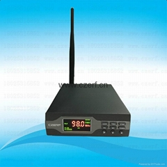 New! 0-1w power FM radio transmitters CZE-01B