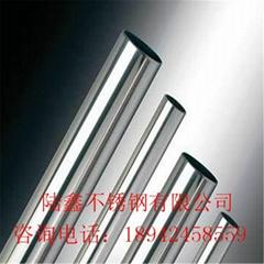 304不锈钢圆管5*0.8mm-1.5mm拉丝镜面 厂家现货直销