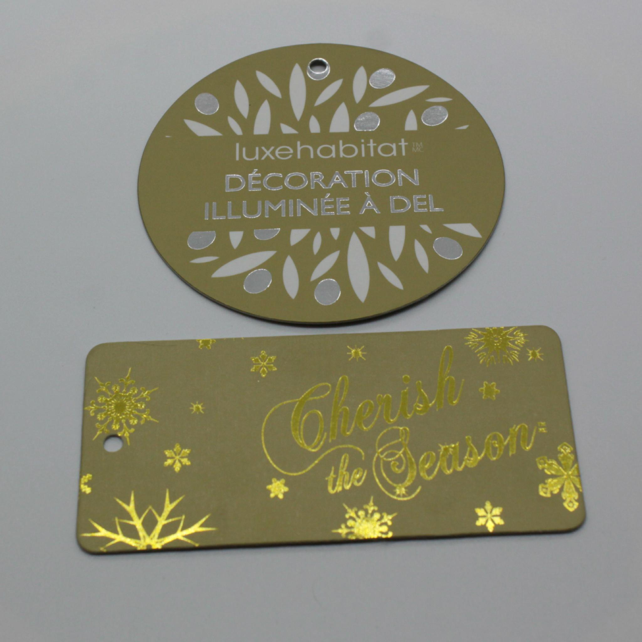 熱燙印工藝高級卡片  4