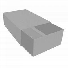 High grade folding box