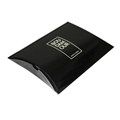 Cheap plain black kraft paper box