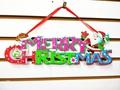 字母 聖誕字母吊飾