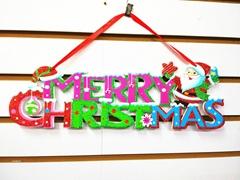 字母 圣诞字母吊饰