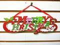 字母 聖誕字母吊飾 4