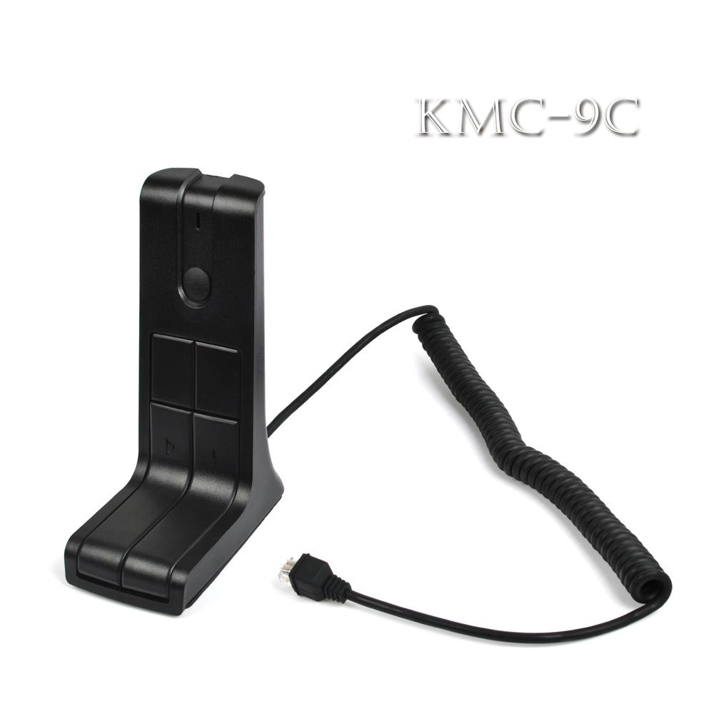 Desk Microphone For Portable or Mobile Two Way Radio KMC-9C 1