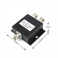 UHF Two Way Radio Power Splitter