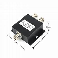 UHF Two Way Radio Power Splitter TC-SP-400-100-2