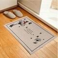 地毯生产厂家优惠促销出口地毯门垫PVC门垫 5