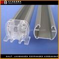 6063 T5 鋁合金型材定製加工生產各種規格 LED燈管 T8  4