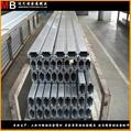 Extrusion industrial aluminum ally profiles  1
