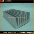 擠壓工業鋁合金散熱器型材  1