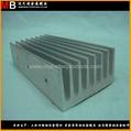 Extrusion industrial heat sink aluminum