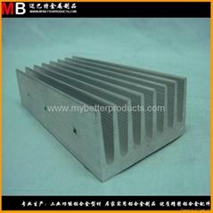 擠壓工業鋁合金散熱器型材